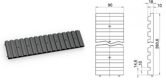 cloison amovible sur rail awesome cloison amovible. Black Bedroom Furniture Sets. Home Design Ideas