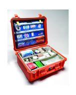 Kit de cloisons + pochette couvercle EMS pour 1550
