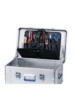 Pochette type sacoche à outils.