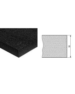 Mousse semi-rigide 2M x 1M. Epaisseur 50mm 1529