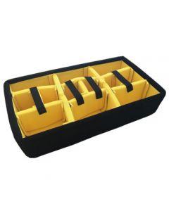 Kit de cloisons pour Peli Air 1615
