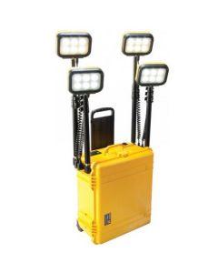 Peli RALS 9470 LED coloris jaune
