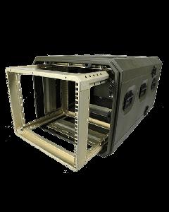 """Châssis extractible """"Easyglide"""" pour Erack 6U 19 pouces profondeur 610mm"""