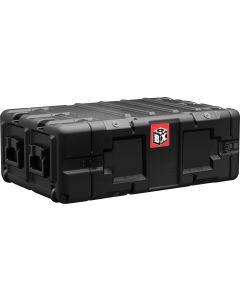 Peli Rack Blackbox 4U M6 noir