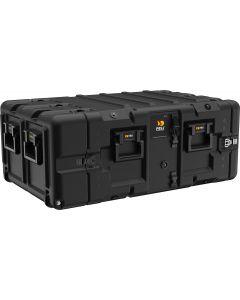 Peli Rack Super-V 5U M6 noir