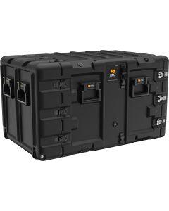Peli Rack Super-V 9U M6 noir