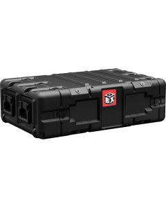 Peli Rack Blackbox 3U M6 noir