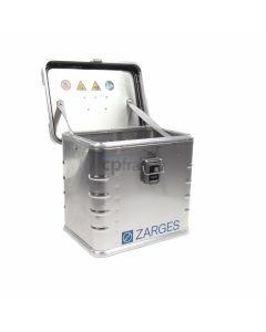 Valise aluminium Zargal ZK406770