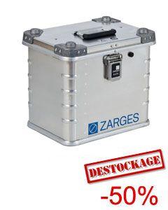 Valise Zargal ZK-40.67.70 IP 65 sans mousse