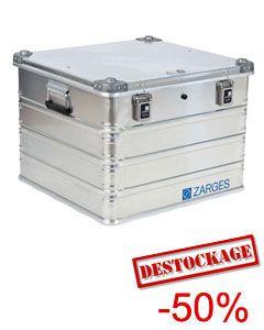 Valise Zargal ZK-40.83.90 IP 65 sans mousse