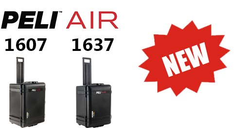 Peli Air 1607 et 1637
